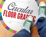 Floor Graphics - Circle